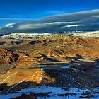 Wind River Valley by Merritt Brown III