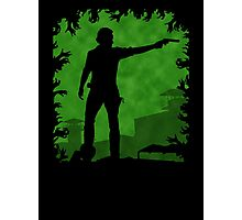 The Apocalypse - Rick Grimes Photographic Print