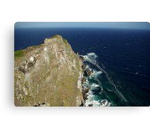 Cape Point, Cape Town Canvas Print