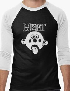 Misfit Men's Baseball ¾ T-Shirt