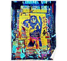 Darth's mug shot for Indecent Exposure Poster