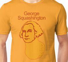 George Squashington Unisex T-Shirt