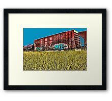 Ready to Roll 1 Framed Print