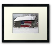 This Is My Country Framed Print