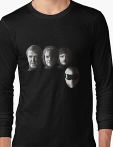 FAB GEAR - BLACK Long Sleeve T-Shirt