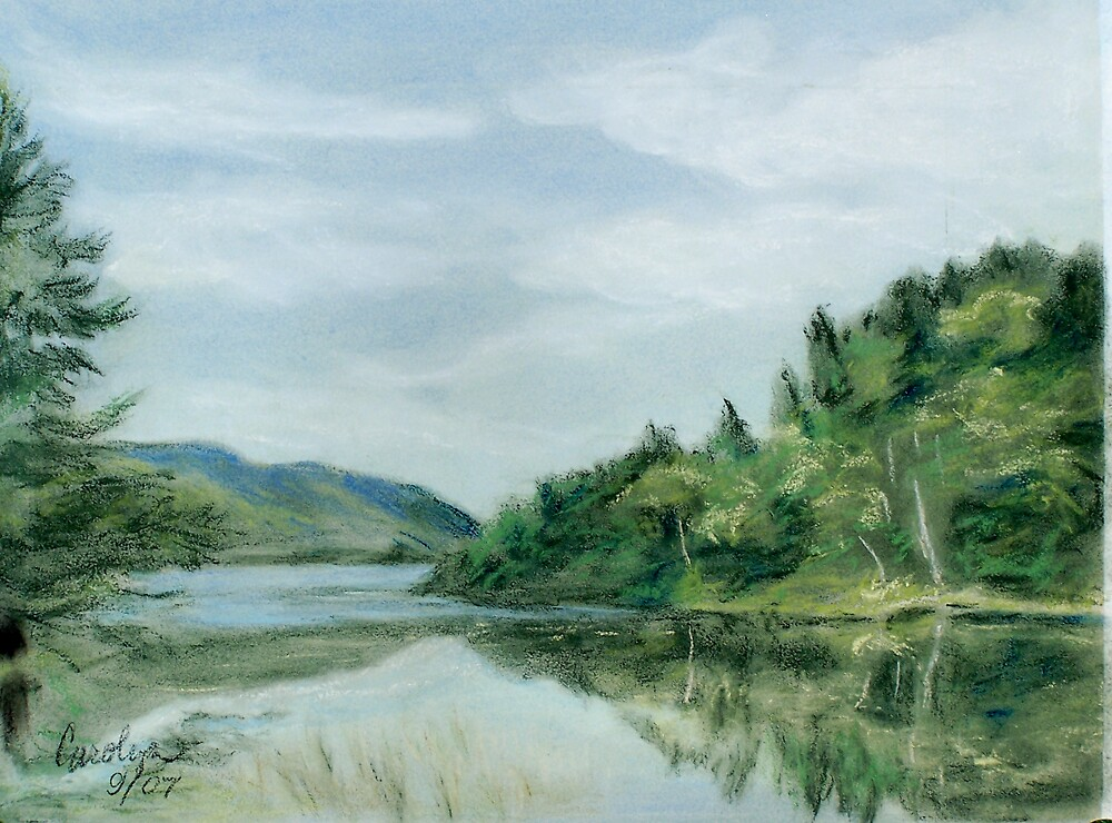 Reflections of Nova Scotia by Carolyn Bishop