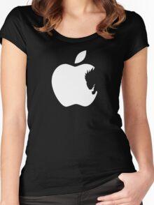 iRyuk Women's Fitted Scoop T-Shirt