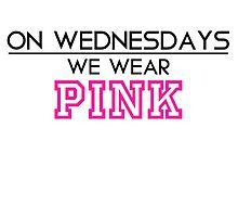 On Wednesdays We Wear PINK by Maor O.