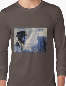 Thelonious Monk - Jazz - Painting. Long Sleeve T-Shirt