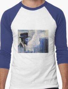 Thelonious Monk - Jazz - Painting. Men's Baseball ¾ T-Shirt