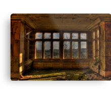 A Room With A View..... Metal Print