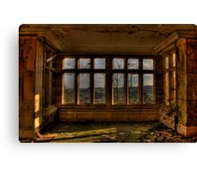 A Room With A View..... Canvas Print
