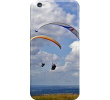 Pairs Gliding A iPhone Case/Skin
