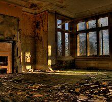 Thornseat Lodge by Dave Warren