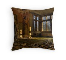 Thornseat Lodge Throw Pillow
