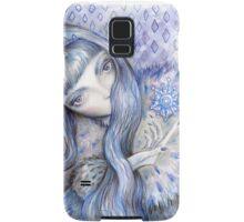Snow Queen Samsung Galaxy Case/Skin
