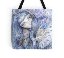 Snow Queen Tote Bag