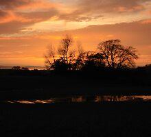 Sunset at Lunan by Sheilz