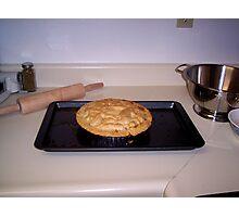 Apple Pie Photographic Print