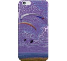Pairs Gliding D iPhone Case/Skin