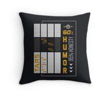 Tars ( Interstellar ) Throw Pillow