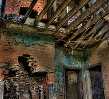 Upstairs, Downstairs by Dave Warren