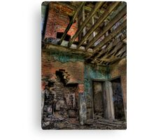 Upstairs, Downstairs Canvas Print