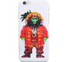 Monkey Island Lechuck T-shirt iPhone Case/Skin