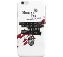 Moriar-Tea iPhone Case/Skin