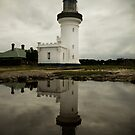 The Point Perpendicular Lighthouse by Lee Burgess