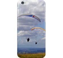 Tandem Gliding A iPhone Case/Skin