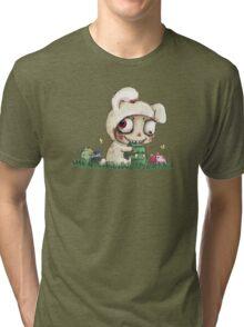 Psycho Teemo Tri-blend T-Shirt