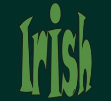 Irish by schmeer