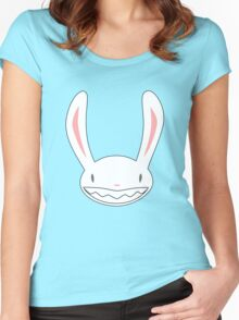 Max Face Women's Fitted Scoop T-Shirt