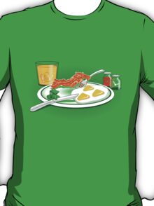 The Legend of Breakfast T-Shirt