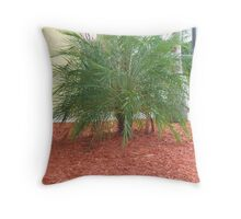 Shrub Throw Pillow