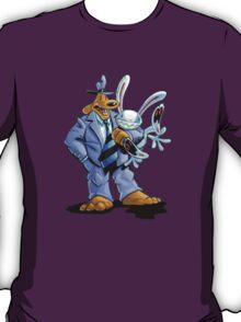 Sam & Max - Hug Art T-Shirt
