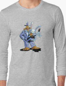 Sam & Max - Hug Art Long Sleeve T-Shirt