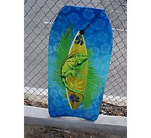 Boogie Board Photographic Print