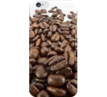 Coffee beans. iPhone Case/Skin