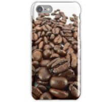 Coffee beans. iPhone Case/Skin