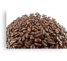 Coffee beans. Canvas Print