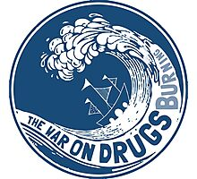 The War On Drugs Photographic Print
