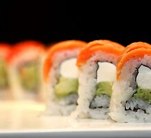 Ready to eat Sushi  by PhotoStock-Isra