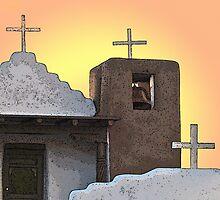 Three Crosses by webbcalkins