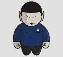 Spock by BigFatRobot
