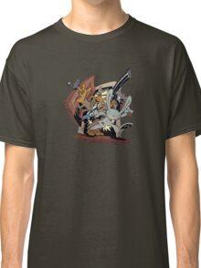 Sam & Max - Door Art Classic T-Shirt