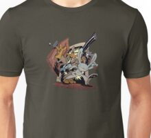 Sam & Max - Door Art Unisex T-Shirt