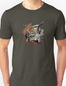 Sam & Max - Door Art T-Shirt