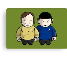 To boldly go ... Canvas Print